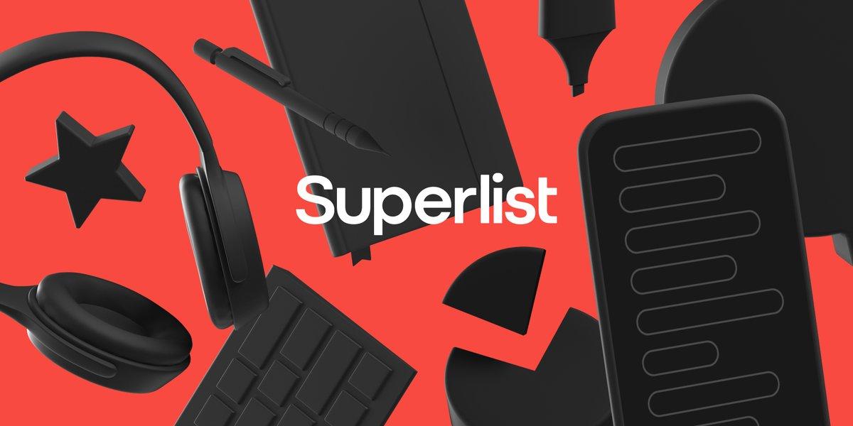 Grundaren av Wunderlist tillkännager en ny produktivitetsapp som heter Superlist 1
