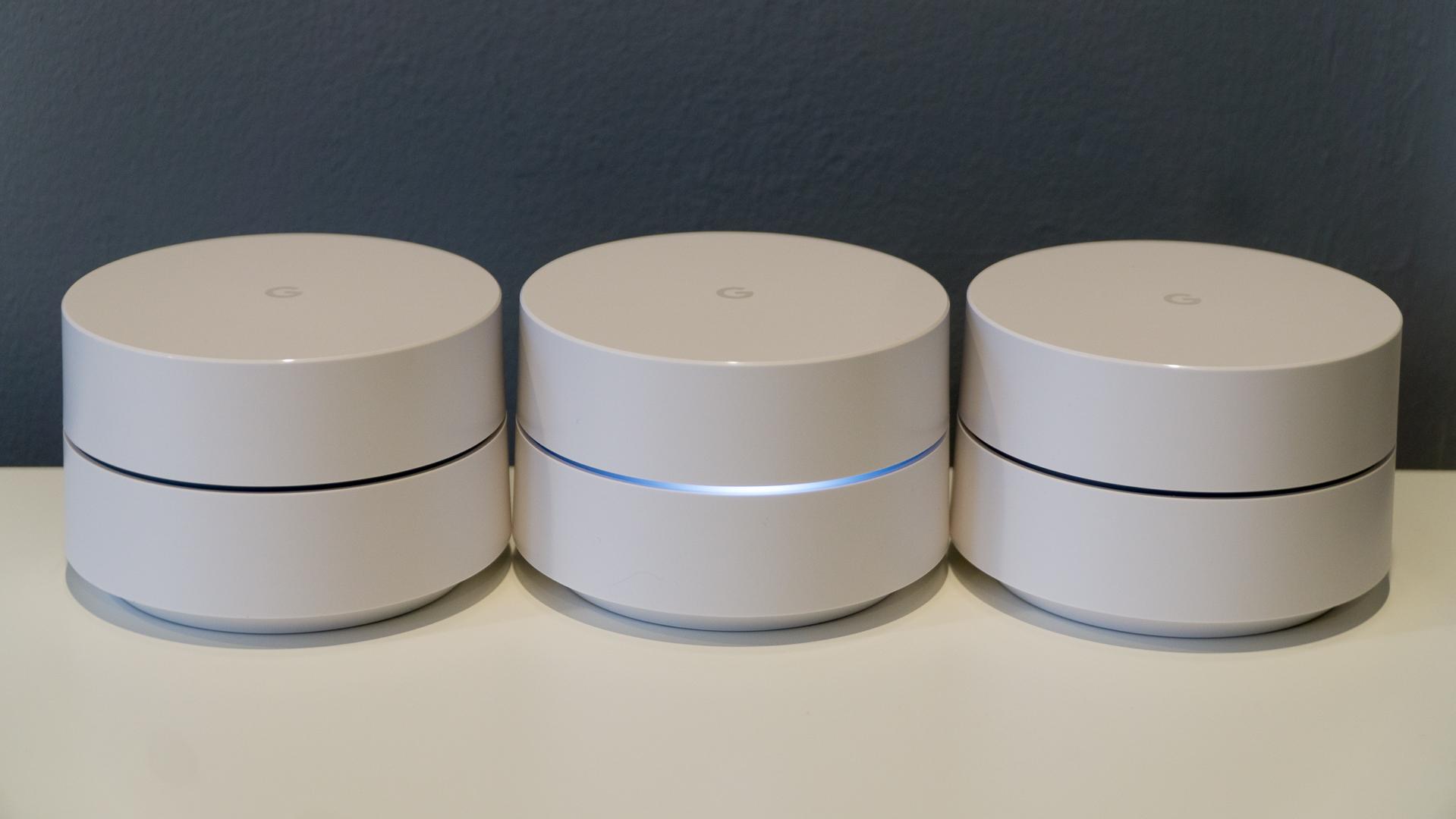 Quản lý kết nối Google Wifi của bạn bằng máy tính của bạn 2