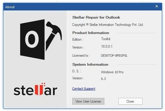 Cách khắc phục sự cố lập chỉ mục Outlook 2016 trên PST cục bộ 5