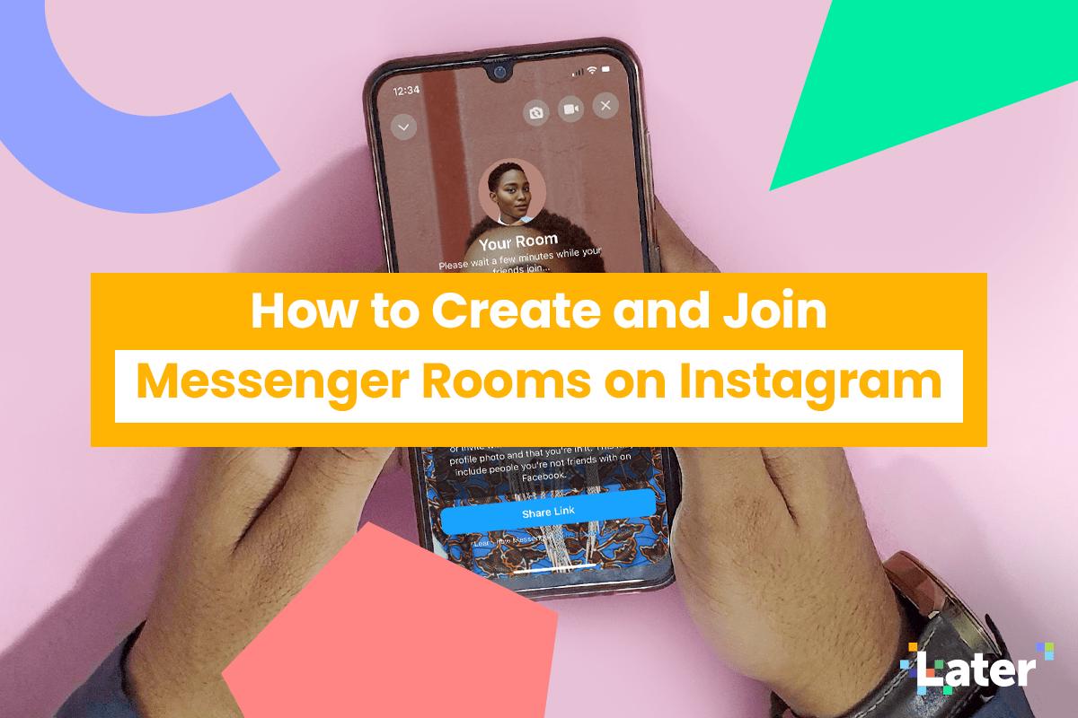 Cách tạo và tham gia Instagram Messenger  Phòng 4