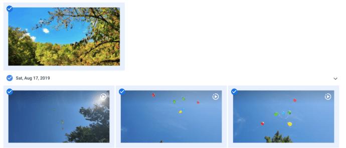 Cách xóa tất cả Google Photos 3