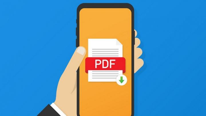 Tìm hiểu cách nhập văn bản và ký PDF từ Android hoặc iOS 1