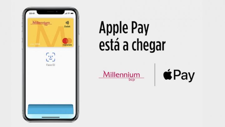 Thiên niên kỷ BCP trở thành ngân hàng Bồ Đào Nha tiếp theo tham gia Apple Pay 2
