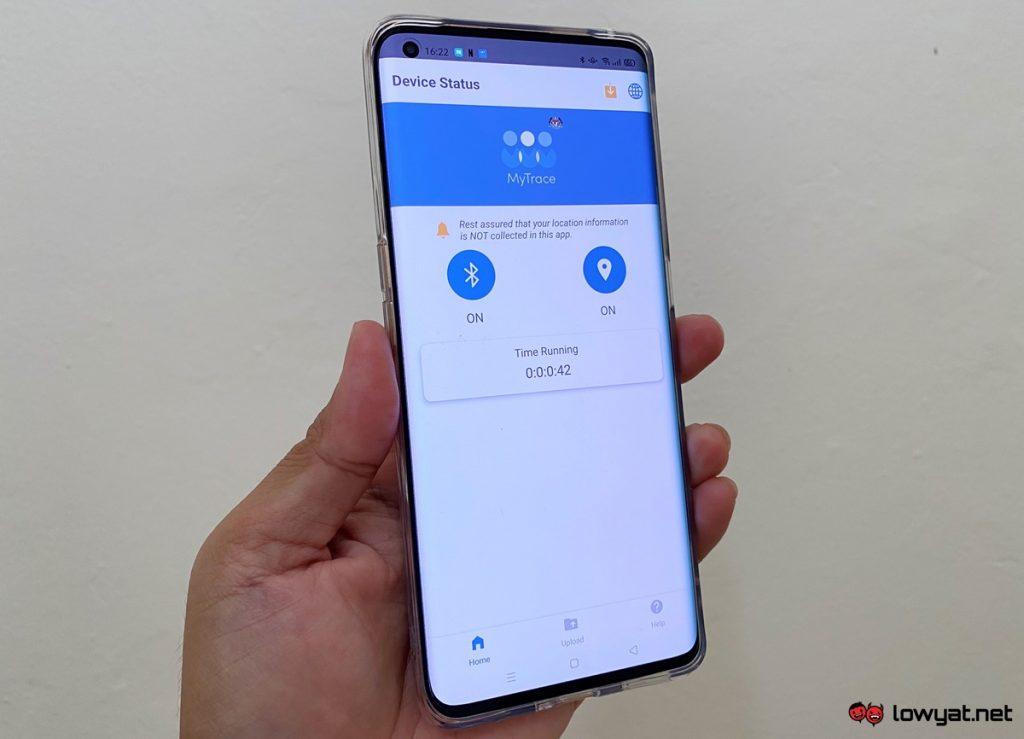 Aplikácia sledovania kontaktov MyTrace malajzijskou vládou je tu: Android iba zatiaľ 1