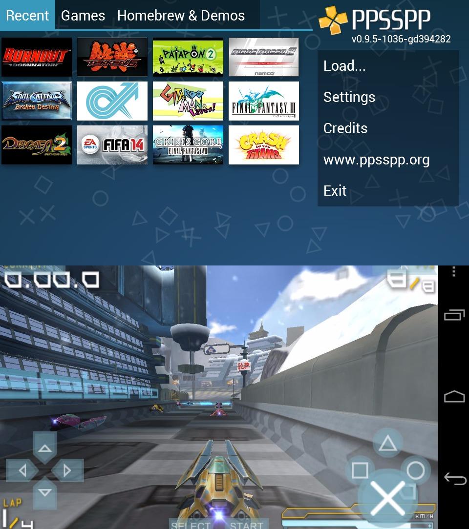 PPSSPP Gold - PSP Emulator v1.9,4 Cracked [Latest] 2