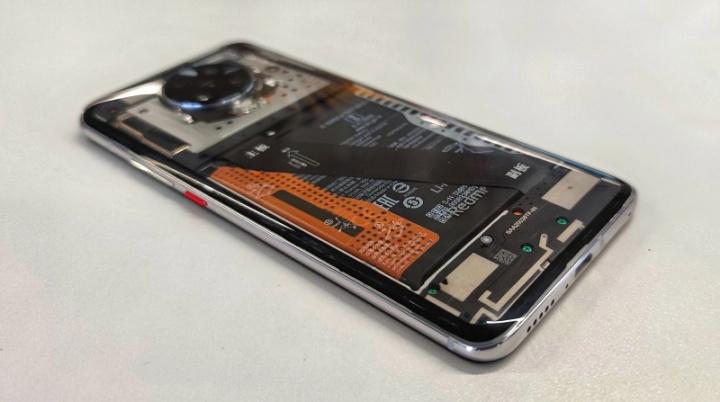 Redmi K30 Pro với mặt lưng trong suốt được tiết lộ bởi Xiaomi 4