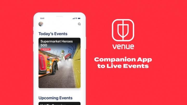 Địa điểm là ứng dụng mới Facebook cho các sự kiện trực tiếp 1