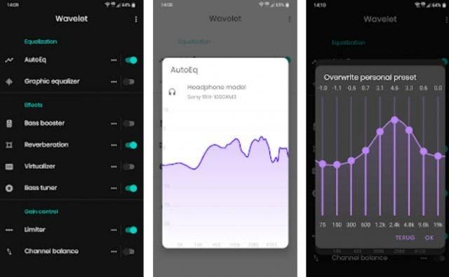 Nhận chất lượng âm thanh tốt nhất trong tai nghe của bạn với Wavelet 1