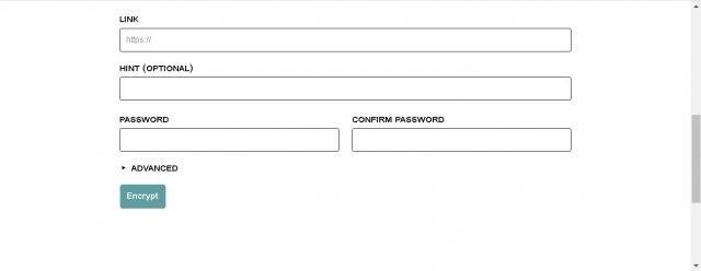 Đảm bảo Messengerliên kết dưới mật khẩu với Khóa liên kết 1