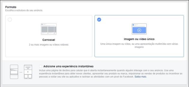 Tạo quảng cáo trên Facebook và trong Instagram