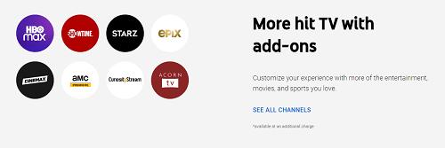 YouTube    Phương thức thanh toán truyền hình