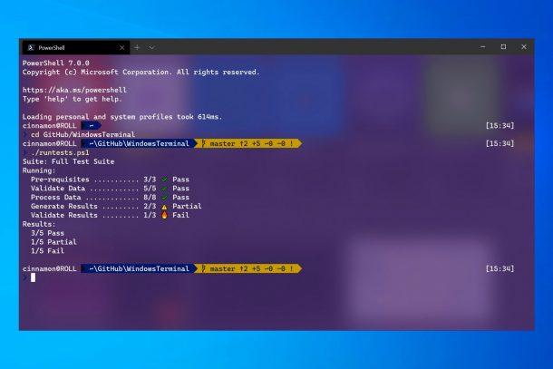 Windows Terminal cập nhật dòng lệnh cho thế kỷ 21 2