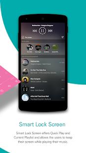 GOM Audio Plus - Âm nhạc, đồng bộ hóa lời bài hát, phát trực tiếp ảnh chụp màn hình