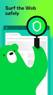 Kaspersky Mobile Antivirus: Ảnh chụp màn hình AppLock & Web Security
