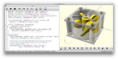 Phần mềm CAD miễn phí tốt nhất cho Windows 10 để tạo điều kiện cho mô hình 2