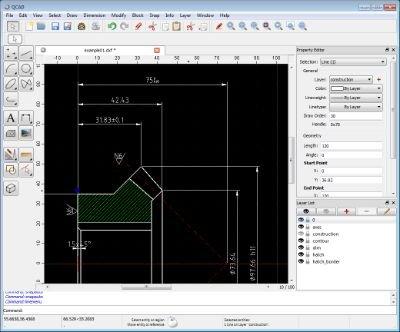 Phần mềm CAD miễn phí tốt nhất cho Windows 10 để tạo điều kiện cho mô hình 7