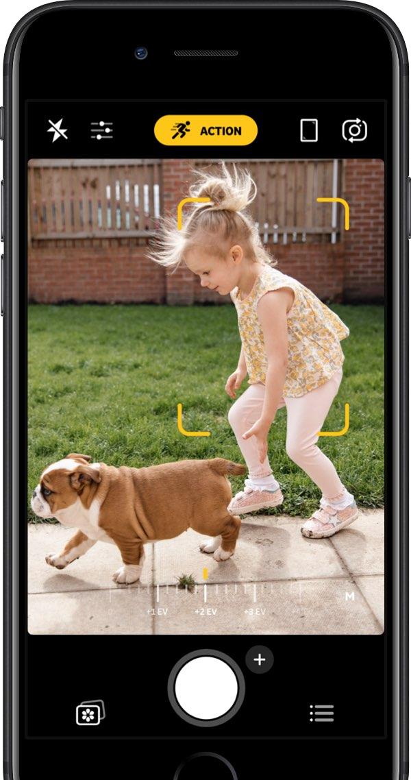 Camera + khai thác sức mạnh của máy học để thực hiện phù thủy trên ảnh của bạn 2