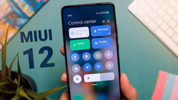 MIUI 12 Xiaomi smartphones cải tiến phiên bản