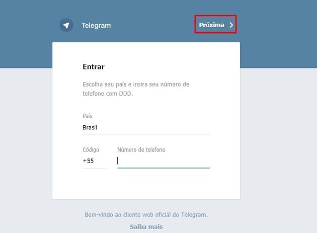 Cách sử dụng Telegram Web  