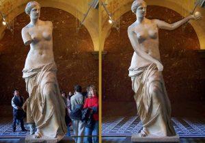 Bí ẩn xung quanh Venus de Milo 2