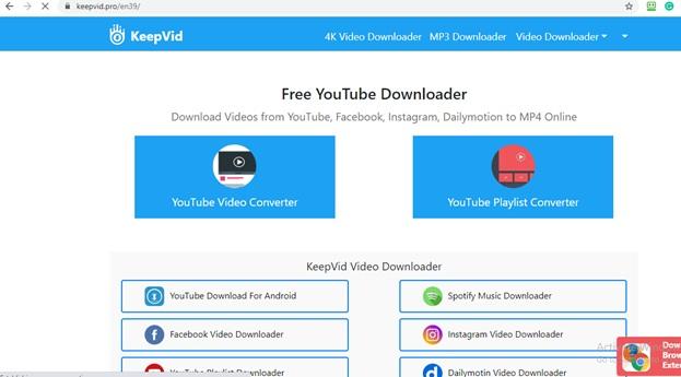 Miễn phí trực tuyến YouTube Bộ chuyển đổi MP37