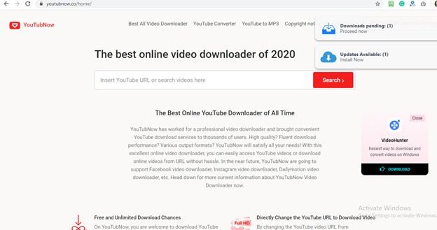 Miễn phí trực tuyến YouTube Bộ chuyển đổi MP39
