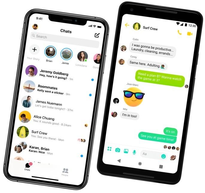 Ứng dụng Messenger IM