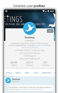 Tweet cho Twitter ảnh chụp màn hình