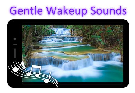 Gentle Wakeup Pro - Ảnh chụp màn hình cho giấc ngủ, đồng hồ báo thức và mặt trời mọc