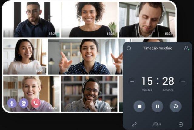 Timezap, hẹn giờ miễn phí cho các cuộc gọi video của bạn 1