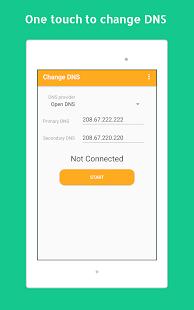 Thay đổi ảnh chụp màn hình DNS Pro (Không root 3G / Wifi)
