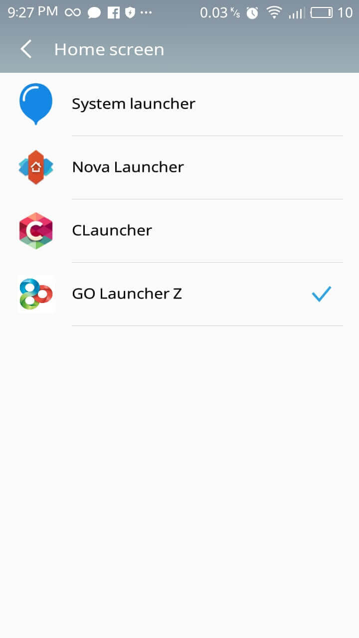 ẩn ứng dụng trên Android mà không cần root