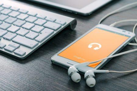 Aké sú najlepšie hudobné aplikácie pre Galaxy S6? 2