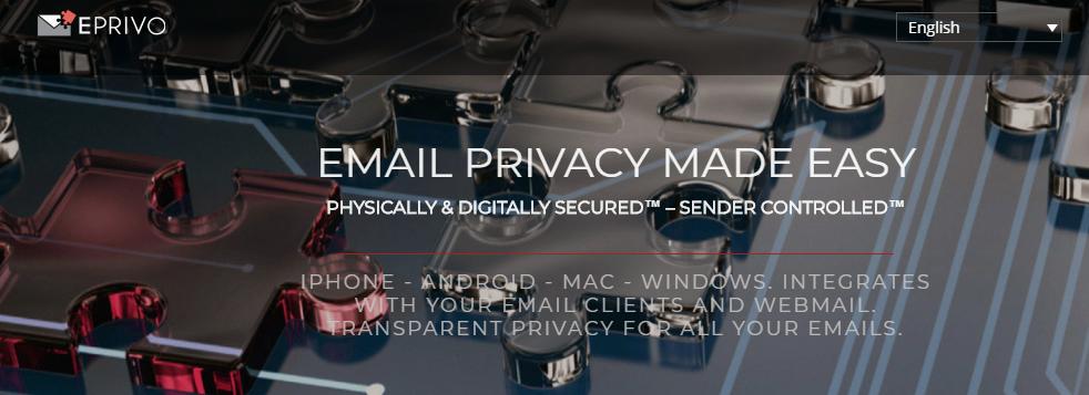 EPRIVO Review – Zabezpečte svoju aktuálnu e-mailovú adresu ľahko