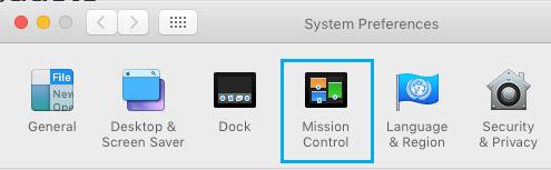 Možnosť ovládania misií v počítačoch Mac