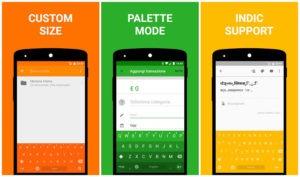 Klávesnica Chrooma pre Android