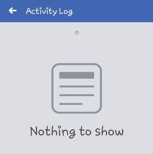 Ako čistiť Facebook História vyhľadávania 4