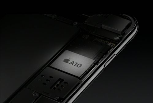 Fúzny čip A10 v iPhone 7