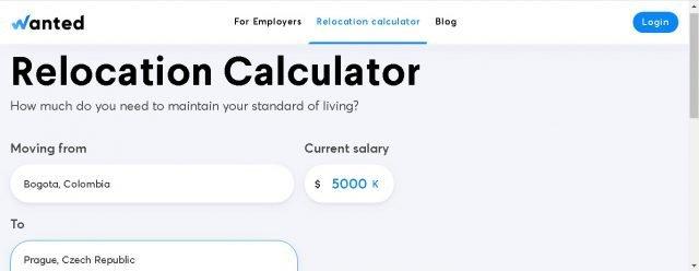 Je vaša aktuálna mzda dostatočná na presťahovanie sa do iného mesta? Zistite to s GetWanted 2