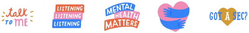 Facebook lägg till klistermärken och filter för att fira Mental Health Day 2