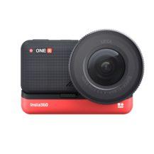 Insta360 One R är en modulär 360 och actionkam med IPX8-vattentätning, USB-C och en 1-inch Leica sensor 11
