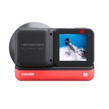 Insta360 One R är en modulär 360 och actionkam med IPX8-vattentätning, USB-C och en 1-inch Leica sensor 12