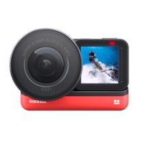 Insta360 One R är en modulär 360 och actionkam med IPX8-vattentätning, USB-C och en 1-inch Leica sensor 13
