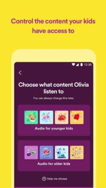 Spotify Kids lanseras i USA, Kanada, Frankrike - nu tillgängligt i 12 länder (Uppdatering: Nya funktioner) 2