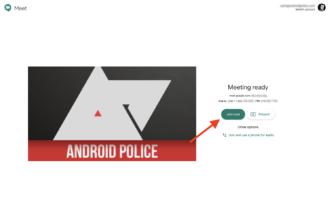 Ako začať alebo sa pripojiť k relácii Google Meet z Gmailu 2