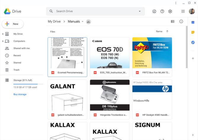 Desať vynikajúcich webových aplikácií pre produktivitu pre Chromebook a telefón s Androidom 1