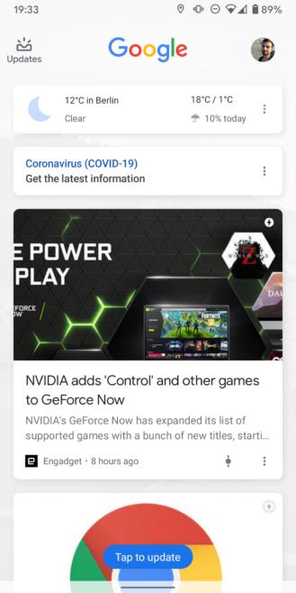 Správy spoločnosti Google o mobilite v komunite ukazujú, ako koronavírus zmenil spoločnosť (aktualizované) 3