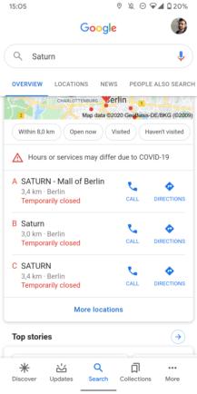 Správy spoločnosti Google o mobilite v komunite ukazujú, ako koronavírus zmenil spoločnosť (aktualizované) 16