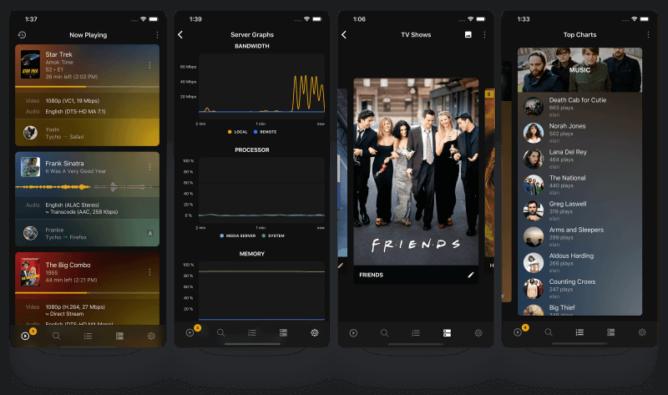 Spoločnosť Plex uvádza na trh svoje samostatné hudobné prehrávače a aplikácie na správu serverov 1