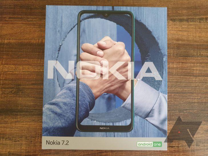 nokia 7,2 Recenzia: Dôstojná stredná váha, ktorá sa nemôže vyhnúť tieňu Pixel 3 4